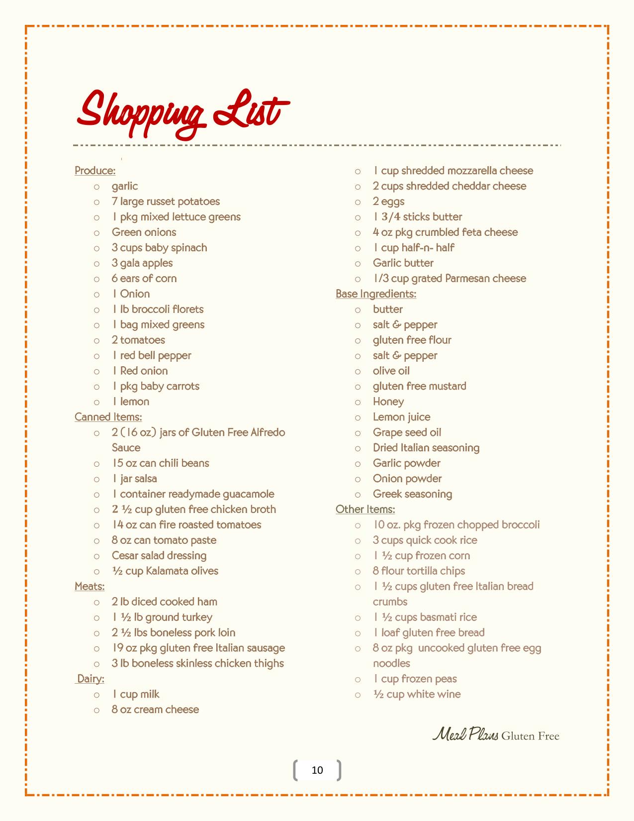Meal Plans Slider 2 – 4